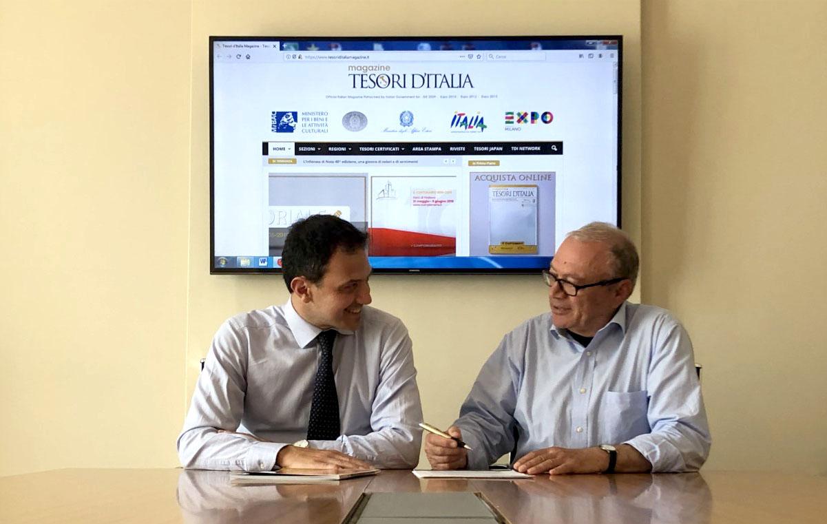 Tesori d'Italia guarda al futuro  e rilancia l'Associazione