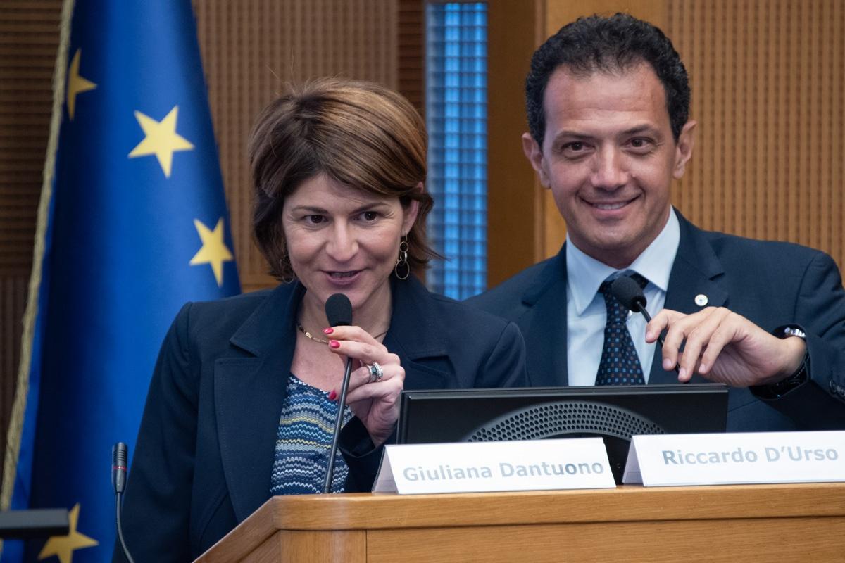 Tesori d'Italia alla 58esima Convocazione Accademica AEREC