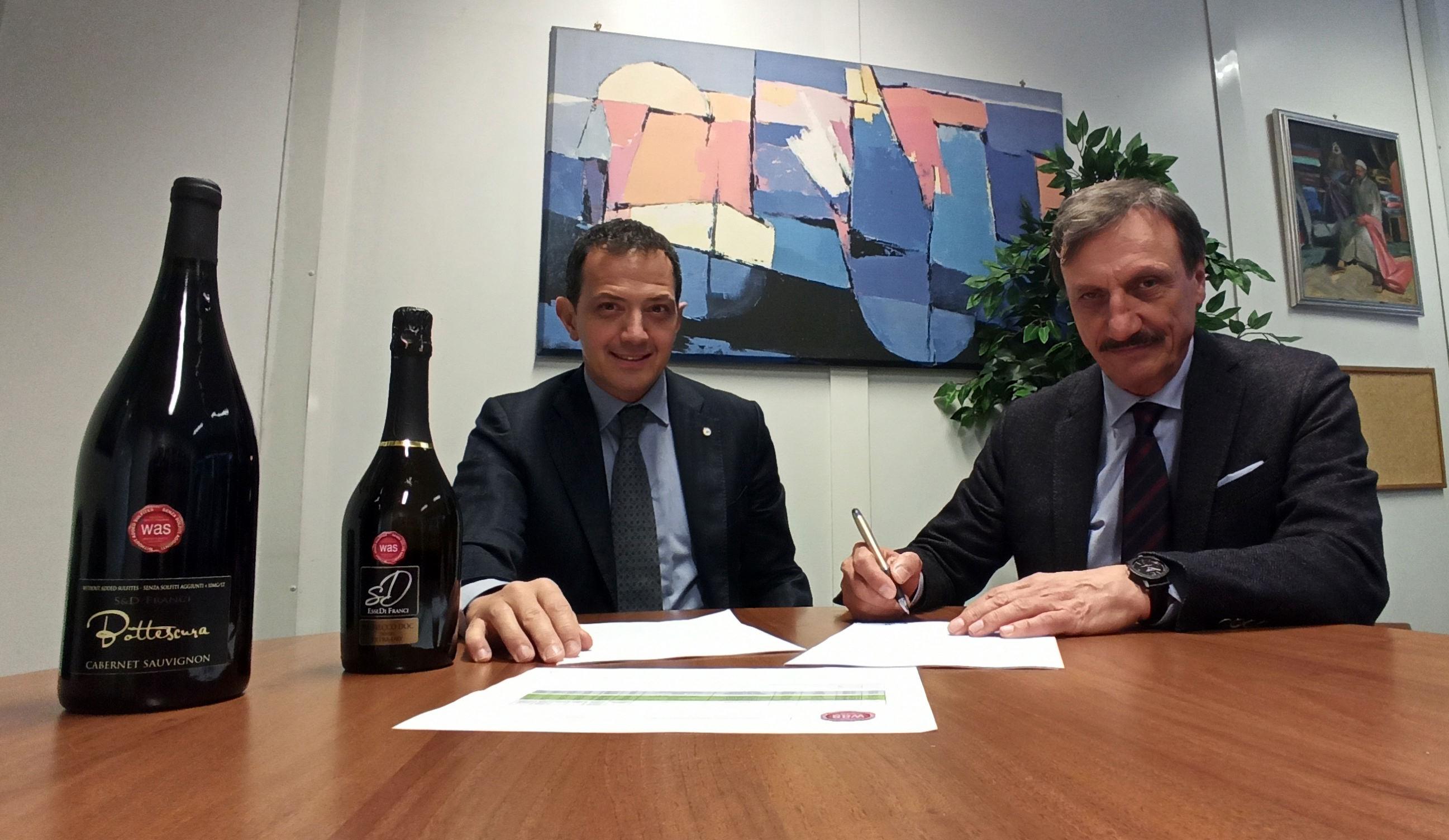 La Wine Was Brand Ambassador di Tesori d'Italia