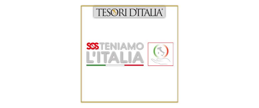 S.O.S.Teniamo l'Italia. Tesori d'Italia lancia la campagna a sostegno del Made in Italy