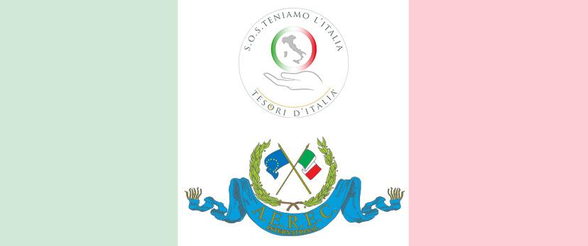 L'A.E.R.E.C. aderisce alla Campagna S.O.S.Teniamo l'Italia