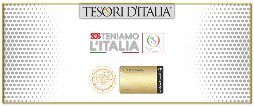 Campagna S.O.S.Teniamo l'Italia. Tesori in Rete e la T-Card nel Piano Turismo