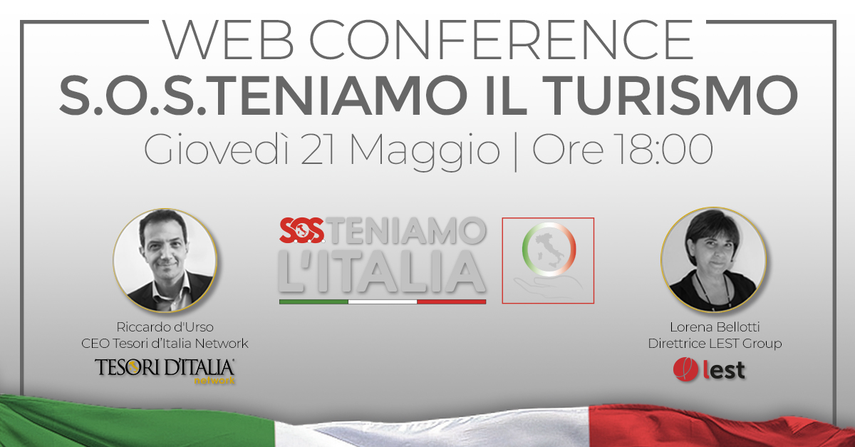 S.O.S.Teniamo l'Italia. Tesori in Rete per il rilancio del Turismo