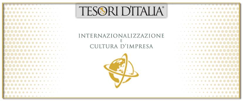Il programma di Internazionalizzazione di Tesori d'Italia