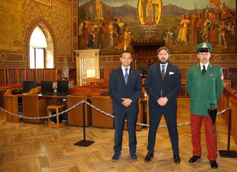 Tesori d'Italia incontra San Marino