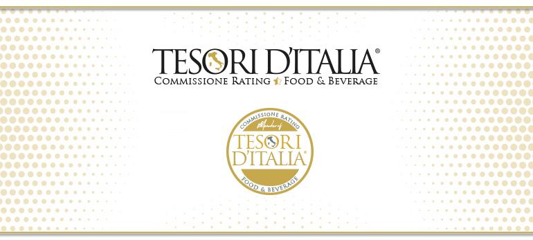 Tesori d'Italia presenta la Commissione Rating per il Food & Beverage